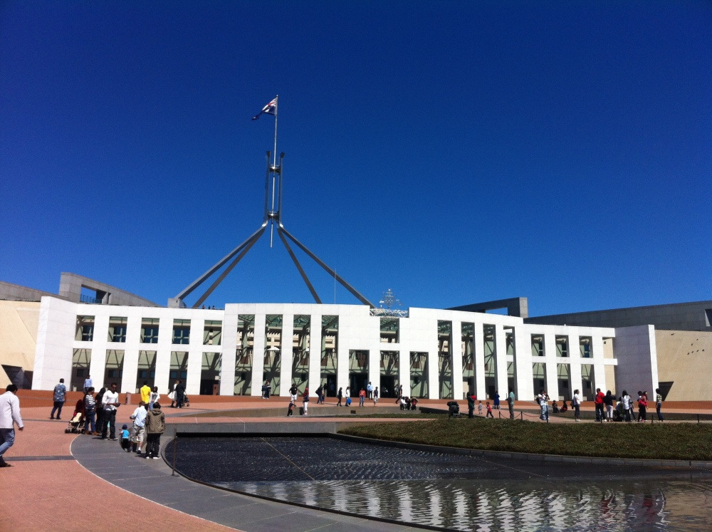 Canberra Sights (1/4)